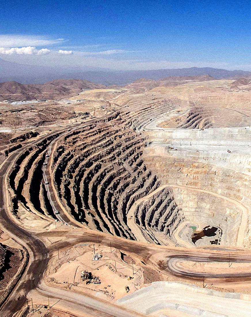 mineria cobre molibdeno arequipa minera cerro verde perú