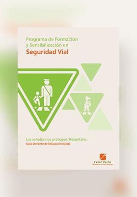 Guía Docente de Seguridad Vial – Inicial