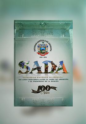 Sociedad Agrícola de Arequipa en defensa y desarrollo del agro arequipeño